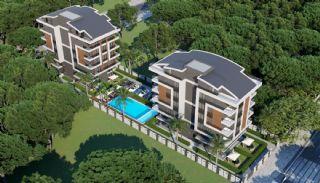 Gut gelegene Wohnungen in der Nähe des Meeres in Konyaaltı, Antalya / Konyaalti