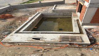 فلل فائقة الفخامة مع مسبح وحديقة في مركز بيليك, تصاوير الانشاء-2