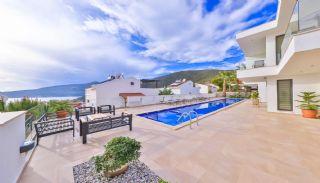 Möblerad villa i Kalkan med panoramautsikt över havet, Kalkan / Centrum - video