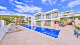 Möblerad villa i Kalkan med panoramautsikt över havet, Kalkan / Centrum