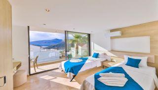 Möblerad villa i Kalkan med panoramautsikt över havet, Interiör bilder-1