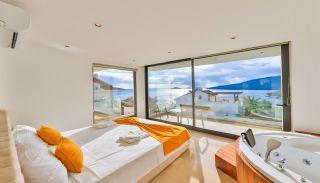 Möblerad villa i Kalkan med panoramautsikt över havet, Interiör bilder-3