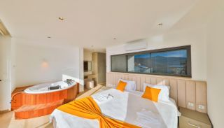 Möblerad villa i Kalkan med panoramautsikt över havet, Interiör bilder-8