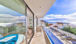 Möblerad villa i Kalkan med panoramautsikt över havet, Interiör bilder-16