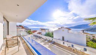 Möblerad villa i Kalkan med panoramautsikt över havet, Interiör bilder-19