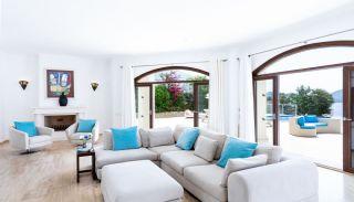 Geräumige Villa mit Meer und Naturblick in Kalkan, Foto's Innenbereich-7