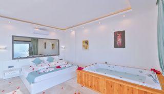 Möblierte Villen zum Verkauf in Kalkan mit Infinity Pool, Foto's Innenbereich-10