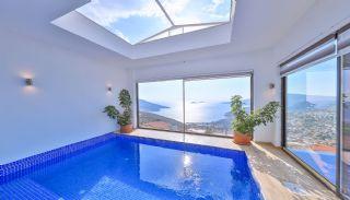 Möblierte Villen zum Verkauf in Kalkan mit Infinity Pool, Foto's Innenbereich-11