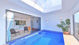 Möblierte Villen zum Verkauf in Kalkan mit Infinity Pool, Foto's Innenbereich-12