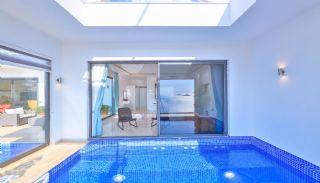 Möblierte Villen zum Verkauf in Kalkan mit Infinity Pool, Foto's Innenbereich-13
