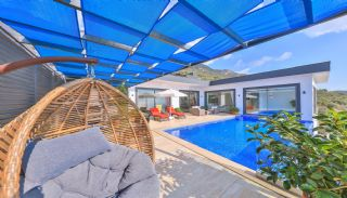 Möblierte Villen zum Verkauf in Kalkan mit Infinity Pool, Foto's Innenbereich-14