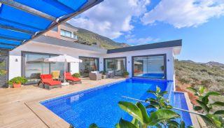 Möblierte Villen zum Verkauf in Kalkan mit Infinity Pool, Foto's Innenbereich-15
