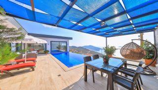 Möblierte Villen zum Verkauf in Kalkan mit Infinity Pool, Foto's Innenbereich-16