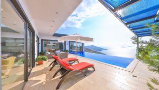 Möblierte Villen zum Verkauf in Kalkan mit Infinity Pool, Foto's Innenbereich-17