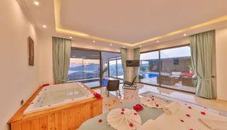Möblierte Villen zum Verkauf in Kalkan mit Infinity Pool, Foto's Innenbereich-2