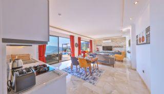Möblierte Villen zum Verkauf in Kalkan mit Infinity Pool, Foto's Innenbereich-3