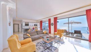 Möblierte Villen zum Verkauf in Kalkan mit Infinity Pool, Foto's Innenbereich-4