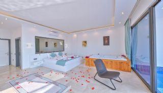 Möblierte Villen zum Verkauf in Kalkan mit Infinity Pool, Foto's Innenbereich-9