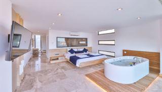 Underbar privat villa med havsutsikt i Kalkan, Interiör bilder-9