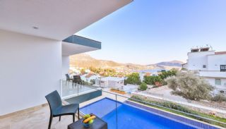 Underbar privat villa med havsutsikt i Kalkan, Interiör bilder-12