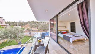 Underbar privat villa med havsutsikt i Kalkan, Interiör bilder-15