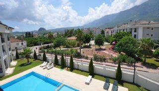 Bright 1+1 Apartments with Beautiful Nature Views in Kemer, Interior Photos-6