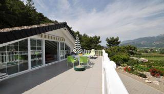Kemer'de Bahçeli ve Havuzlu Dubleks Müstakil Villa, İç Fotoğraflar-15