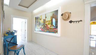Kemer'de Bahçeli ve Havuzlu Dubleks Müstakil Villa, İç Fotoğraflar-19