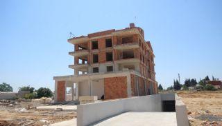 Investering appartementen dicht bij de luchthaven in Antalya, Bouw Fotos-1
