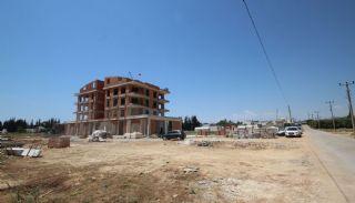 Investering appartementen dicht bij de luchthaven in Antalya, Bouw Fotos-3