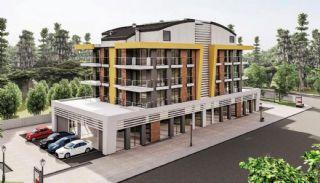 Investering appartementen dicht bij de luchthaven in Antalya, Antalya / Aksu - video