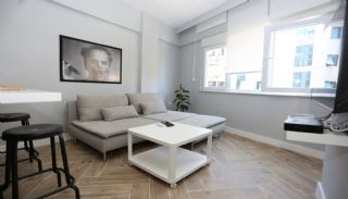 Modernly Furnished Apartment in Antalya Center, Interior Photos-3