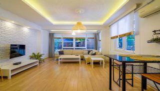 Gut gelegene Erdgeschoss Maisonette Wohnung in Lara Antalya, Foto's Innenbereich-1