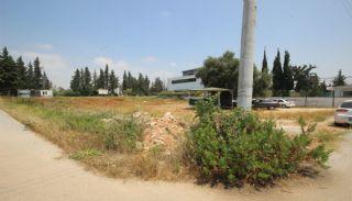 2000 m² geräumiges Grundstück in zentraler Lage von Ermenek, Antalya / Lara