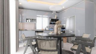 Nouvelles Villas Classiques Avec Piscines Privées à Belek, Photo Interieur-3