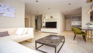 Gut gelegene geräumige und helle Antalya Wohnungen, Foto's Innenbereich-2