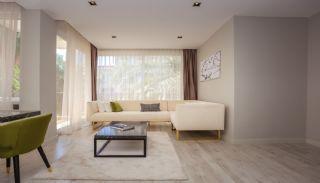 Gut gelegene geräumige und helle Antalya Wohnungen, Foto's Innenbereich-3
