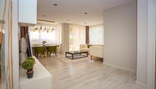 Gut gelegene geräumige und helle Antalya Wohnungen, Foto's Innenbereich-4