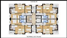 Prestige Park Huizen 2, Vloer Plannen-2