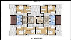 Prestige Park Huizen 2, Vloer Plannen-4