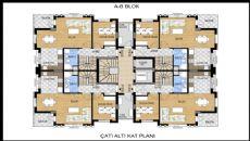 Prestige Park Evleri 2, Kat Planları-3