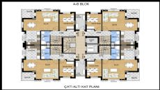 Prestige Park Huizen 2, Vloer Plannen-3