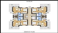 Prestige Park Evleri 2, Kat Planları-1