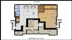 Apartments with Great Mountain View in Konyaalti Antalya, Property Plans-5