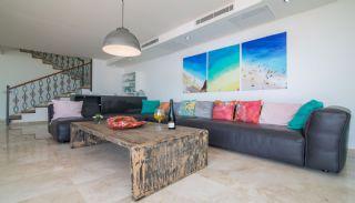 Роскошная Меблированная Вилла в Калкане с Открытым Видом, Фотографии комнат-15