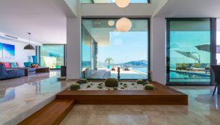 Роскошная Меблированная Вилла в Калкане с Открытым Видом, Фотографии комнат-16