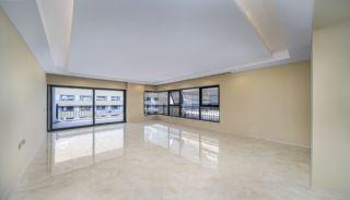Helt ny takvåning bredvid stranden i Alanya, Interiör bilder-4