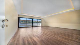 Helt ny takvåning bredvid stranden i Alanya, Interiör bilder-5
