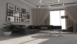 Nya Alanya Apartments med havsutsikt i Avsallar, Interiör bilder-1
