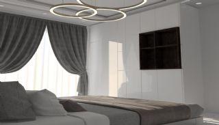 Nya Alanya Apartments med havsutsikt i Avsallar, Interiör bilder-2